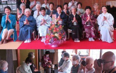 20年目の寺子屋サロンを祝う